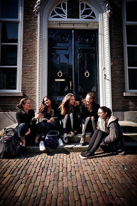 40% van de UCR-studenten komt uit het buitenland