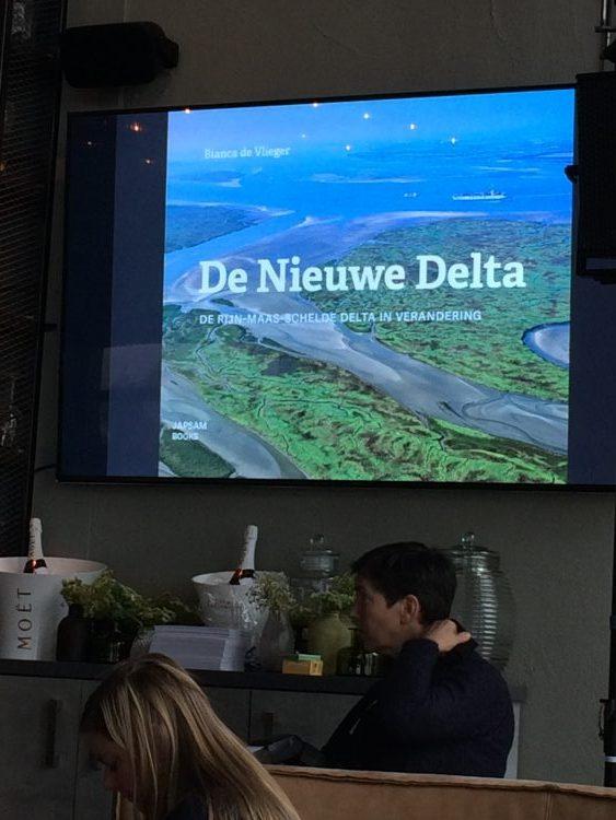 Presentatie van het boek De Nieuwe Delta