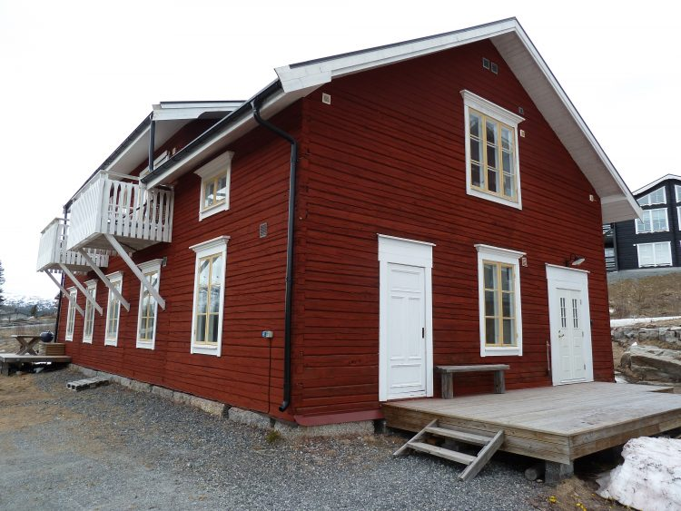 Een vakantiehuis in Jämtland