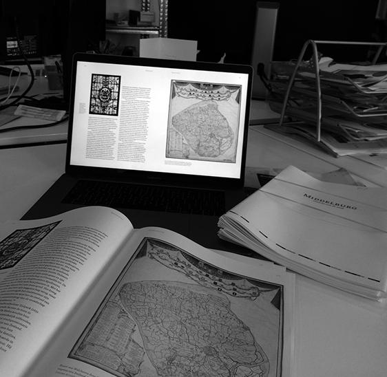 Het Middelburgboek in de maak...