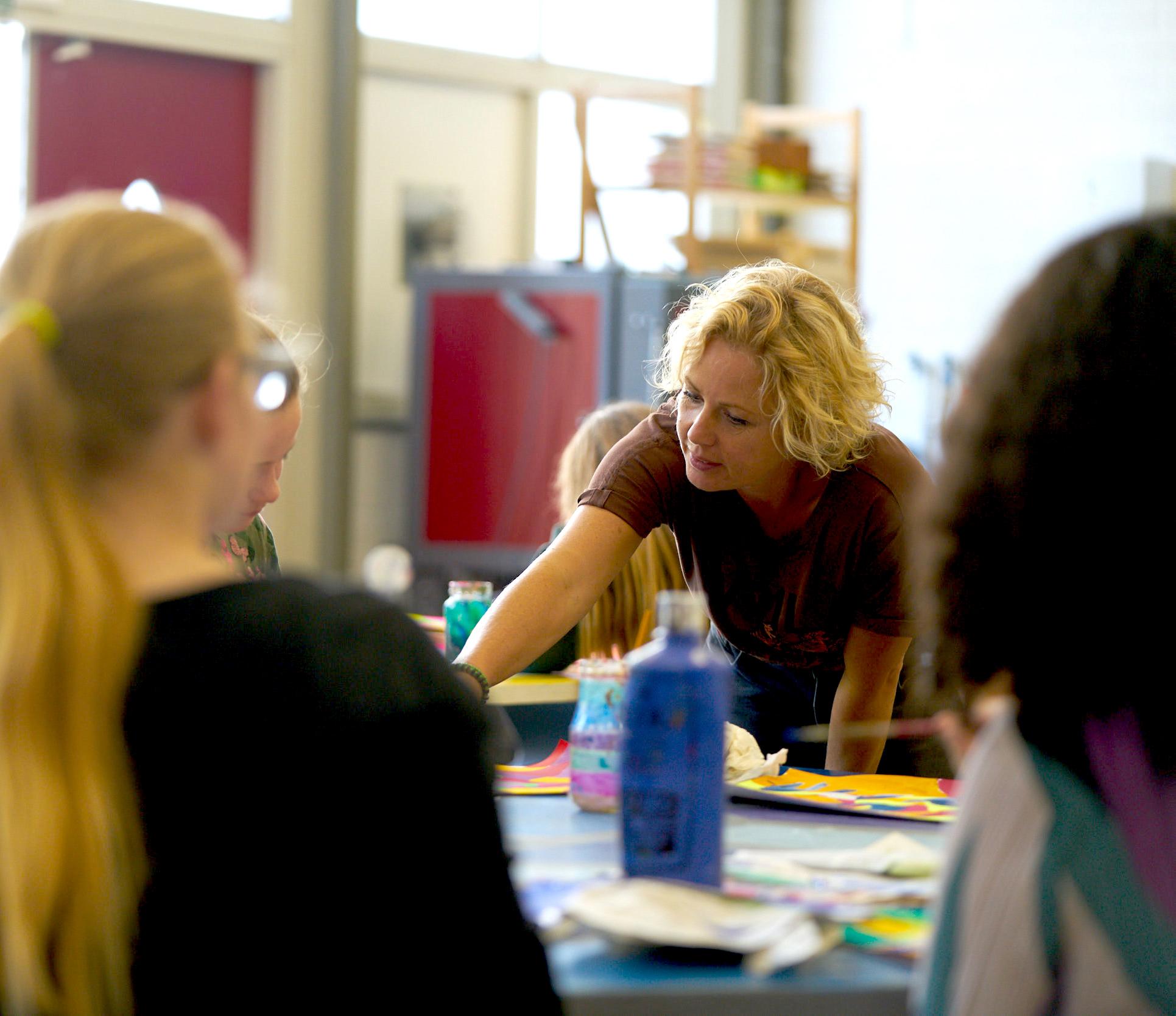 Werken met jongeren
